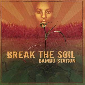 break the soil