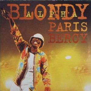 alpha blondy Paris Bercy